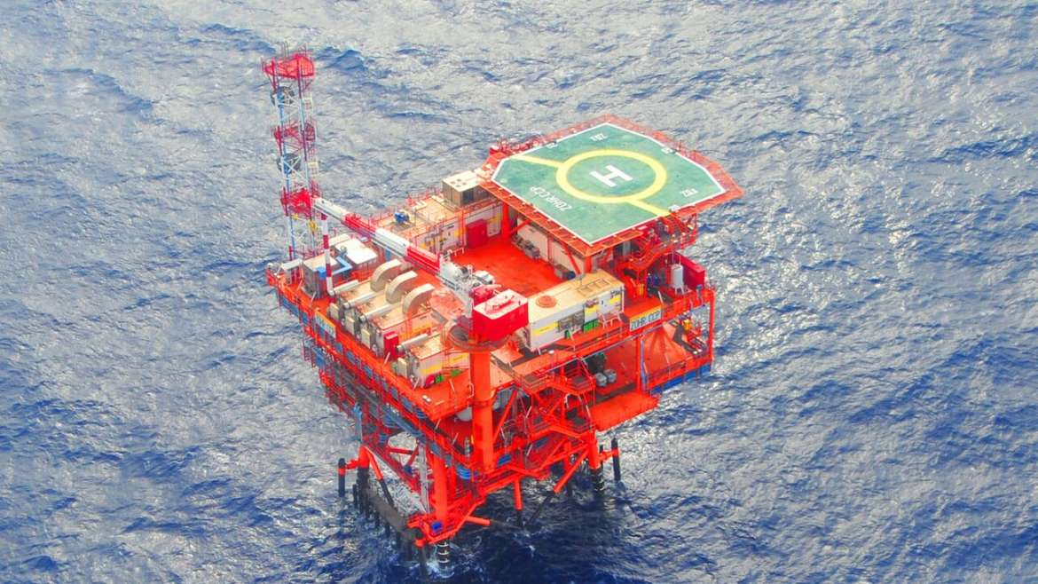 Zohr Field Development Project – Offshore Control Platform – Phase I